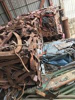 长期出售各种废钢废铁