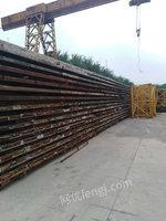 大量回收各种废钢重废钢模板