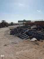 大量收购废钢钢模板