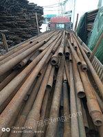 高价回收各种废钢废钢管