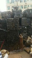 广东地区回收花铁压块