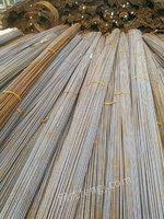 内蒙古收购大量螺纹钢工字钢