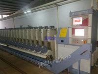 出售二手上海二纺机自络438两台,通电活车,昆二电清