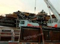 长期回收废钢,各种工程钢架