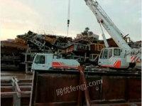 长期回收废钢材