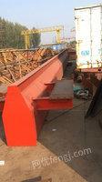 出售5吨上包下花龙门吊跨度18.5米,升高6米