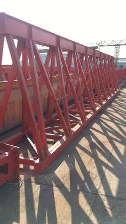 出售二手提梁机80吨跨度21米提梁机升高9米