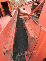 出售二手双梁行车50吨跨度34.5米双梁起重机