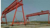 上海高价回收行车、龙门吊,起重机
