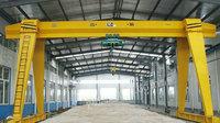购买闲置花架龙门吊10吨跨度22.5米天车双主梁
