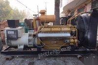 急售柴油发电机,上海股份300KW