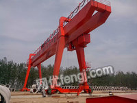转让优质龙门吊行车10吨20吨32吨