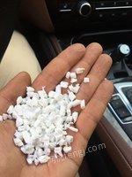 现金回收废塑料pbt 杜邦pet报废产品料头料枝原包颗粒