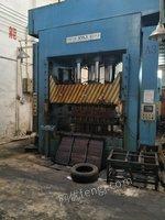 出售科力液压机500吨1台