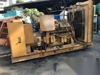 湛江二手发电机回收、二手发电机回收价格50千瓦,520千瓦3412卡特二手 发电机高价回收