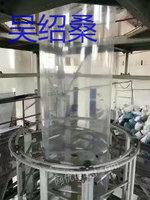 出售二手2米宽武汉同创三层共挤吹膜机