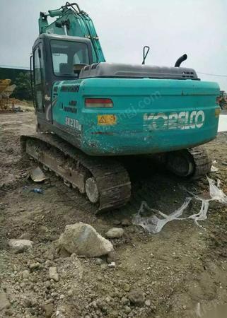 神钢sk210lc-8挖掘机(神钢210转让)-宁夏求购图片信息 宁夏回收图图片