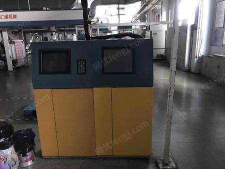 出售汇通1050宽10色印刷机