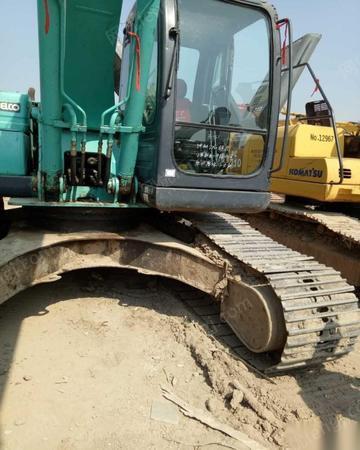 神钢sk210d挖掘机(精品低价出售挖掘机)-江苏二手工程机械求购图图片