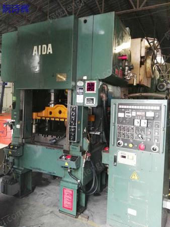 出售AIDA龙门40吨精密高速冲床一台