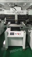 急售 锡膏印刷机半自动印刷机