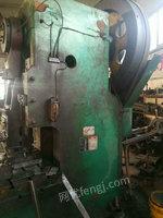 出售开式双柱固定台式压力机