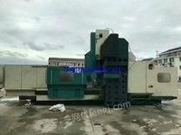 市场现货二手龙门加工中心 台湾建德KMV-32P龙门加工中心