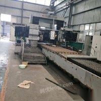 出售闲置上海1.6×6米数控龙门导轨磨,安装少用