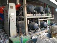 食品厂氟利昂2吨速冻隧道出售