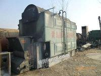 市场库存二手1——10吨蒸汽锅炉