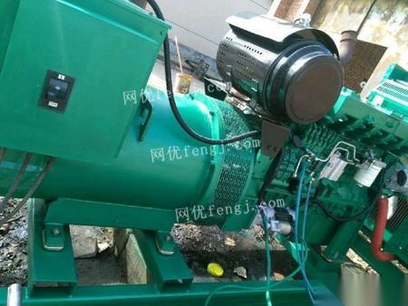 东莞开普静音发电机回收_玉柴300千瓦发电机回收
