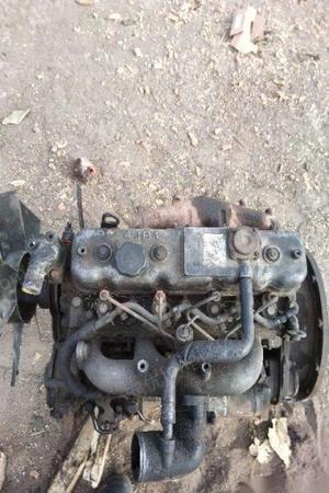 出售闲置一台柴油4JB1发动机