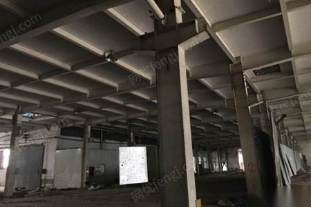 供应二手现货杭州钢结构拆迁厂房正在