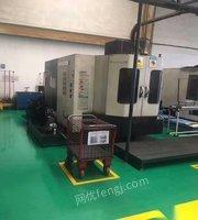 原厂正品进口小巨人vtc160a-2pc双台面立式机床出售