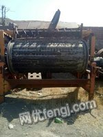 Buying Used Dry-cleaned Machine, Waste Ferromagnetic