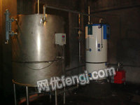 长期高价收购二手锅炉设备