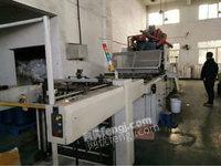 低价转让2011年上海天岑1050全自动立式复膜机