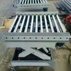 出售闲置二手烟台货梯升降机液压升降平台导轨式货梯简