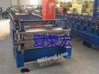 出售上海保成彩钢岩棉保温板设备一套设备