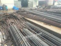 长期大量回收钢筋头、旧螺纹钢