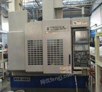 处置积压原厂正品进口日本大隈mxr-460v立式加工中心