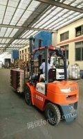 本厂2.5吨3吨4.5吨二手叉车9成新自用车辆出售