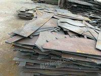 重庆30多吨钢板出售