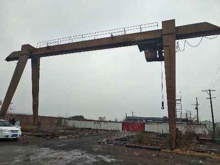 10吨跨20米各悬5米龙门吊求购