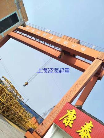 50T跨度30米双主梁龙门出售