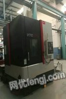 低价出售VTC6070数控立车:配800液压卡盘!