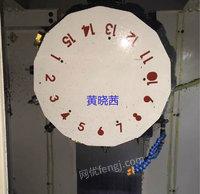 日本吉良(KIRA)PCV-30钻铣中心:主轴24000转-9.9成新出售