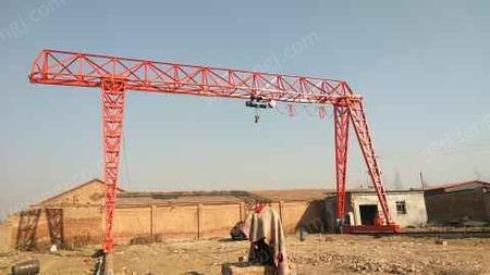 出售新旧龙门吊单双梁行车3吨5吨10吨16吨32吨50吨