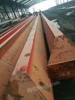 出售单梁行车LD5t-16.5m