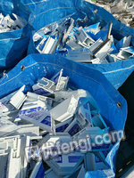 长期收购PVC塑钢料